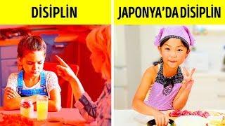 Bütün Çocukların İhtiyacı Olan 8 Japon Çocuk Yetiştirme Kuralı