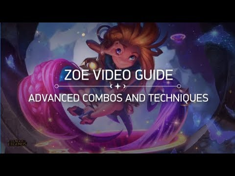 Advanced Zoe Guide: Combos, Tips/Tricks, And Runes