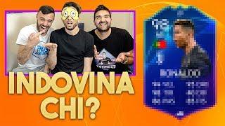 ⚽ INDOVINA CHI da BENDATO w/ FIUS GAMER e TATINO23! | INDOVINA il CALCIATORE CHALLENGE su FIFA 19