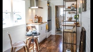 Magnificent Luxury Tiny House On Wheels