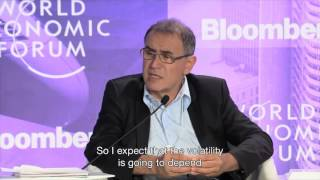 Nouriel Roubini on the outlook for the global economy