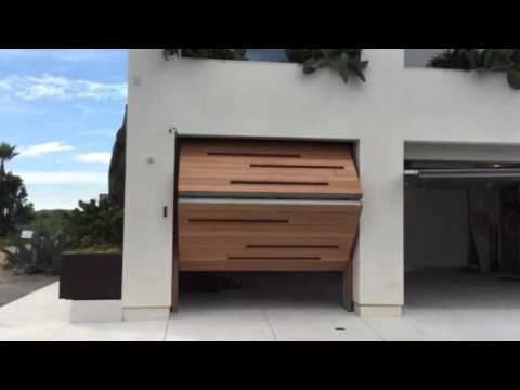 Folding Garage Door Eunstudio