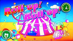 🤡 Roll Up!  Roll Up! slot machine, Nice Bonus