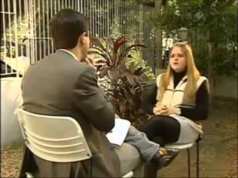 Programa Domingo Espetacular  Tv Record  Obesidade  2010
