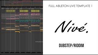 [Full Free] Abelton Live Dubstep/Riddim Template 1