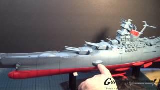 *BandaiModels* 1/500 Space Battleship Yamato 2199 - Part 13