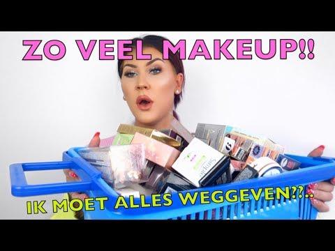 PR Makeup Opruimen!  JessieMaya
