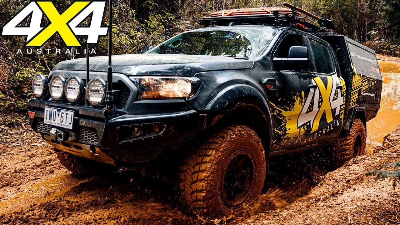 Ford Ranger gets a set of Goodyear Wrangler MT/Rs | 4X4 Australia