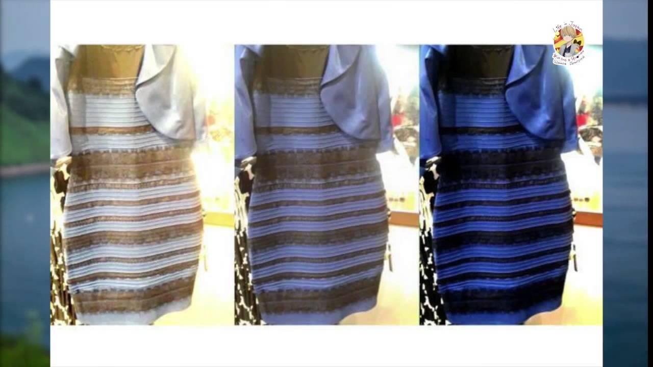 Сине черное платье взорвавшее мозг