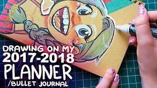 I've been using a bullet journal to stay organized. The freedom of blank pages really suites my style. I can skip a day if I need to without feeling like I missed a ...