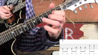 How to Play Billy in the Lowground on Mandolin Lesson!