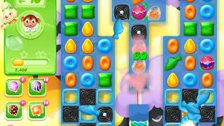 Candy Crush Jelly Saga Level 1585 (No boosters)