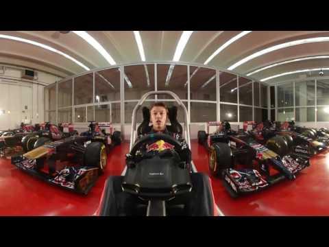 Chinese GP - Daniil Kvyat 360 hotlap - Scuderia Toro Rosso