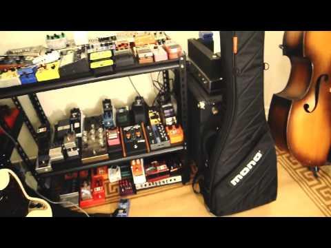 MONO M80 Vertigo Electric Bass Super Deluxe Gig Bag