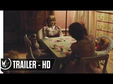 Annabelle: Creation Official Teaser Trailer #1 (2016) -- Regal Cinemas HD