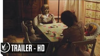 Annabelle: Creation Official Teaser Trailer #1 (2016) -- Regal Cinemas HD