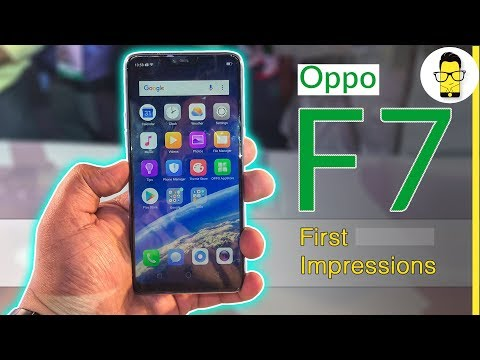 OPPO F7 First Impressions: the AI selfie expert (shot with an iPhone 7 Plus)