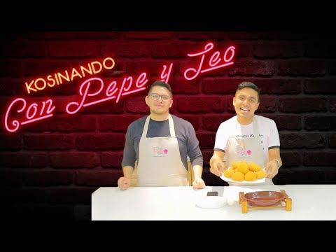 KOSINAFASILCONPEPEYTEO RECETAS DE CUARESMA   Pepe & Teo
