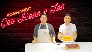 KOSINAFASILCONPEPEYTEO | Pepe & Teo