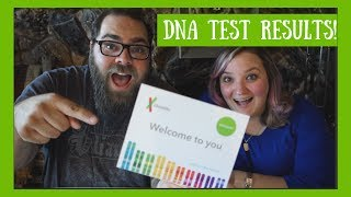 Our (surprising!) DNA Test Results!! :: 23andMe