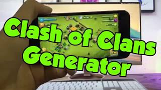 COC-Clash of Clans Hack Free Clash of Clans Gems Hack AndroidiOS 2017 WORKING COCBG