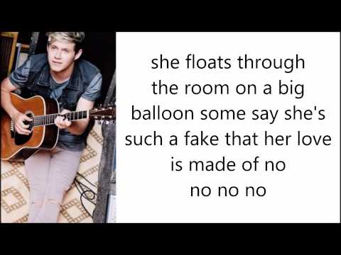 One Direction - Girl Almighty (Lyrics and Pictures)