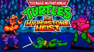 Teenage Mutant Ninja Turtles (Черепашки Ниндзя) прохождение (Sega Mega Drive, Genesis)