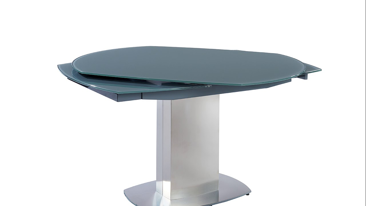 Table Extensible Talicia Grise