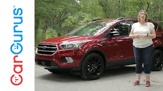 Ford Escape 2017 Videos