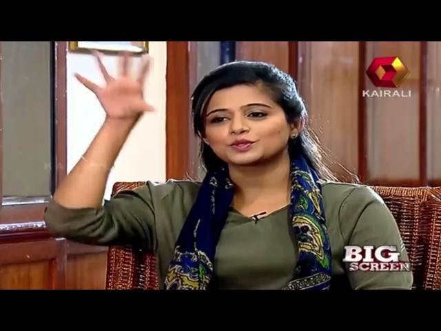 Big Screen | Chat with Njangalude Veettile Adhithikal star Priyamani | Part  3/3