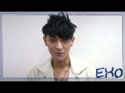dodolpop EXO Tao Video alarm Morning call (Korean Ver)