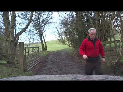 RocketMav Lane008 Adstone to Medlicott Rattlinghope Shropshire 28Jan18 m2ts