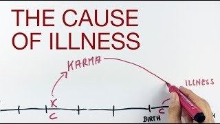 THE CAUSE OF ILLNESS explained by Hans Wilhelm