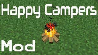 Minecraft Mods - Happy Campers
