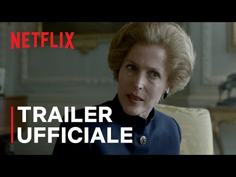 The Crown - Stagione 4 | Trailer ufficiale | Netflix