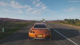 Forza Horizon 4 - 2017 Nissan GT-R Gameplay