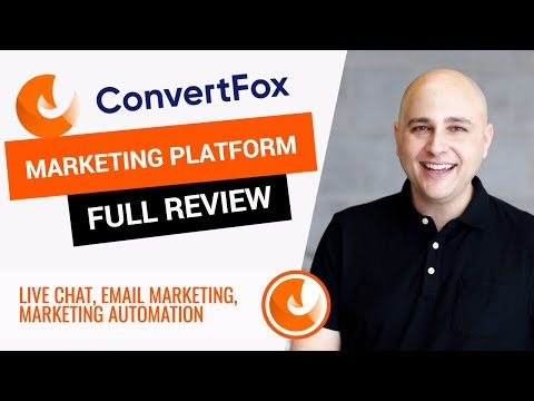 ConvertFox Review And Walkthrough - Perfect Alternative to Intercom, Drift, Drip, ConvertKit