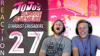 SOS Bros React -JoJo's Bizarre Adventure Part 3 Episode 27 - Oingo Boingo Brothers!