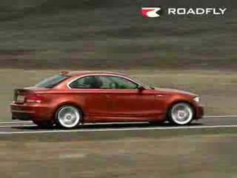 Roadfly.com - 2008 BMW 1 Series Coupe Preview - YouTube