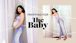 Prepping For The Baby | August Vlog
