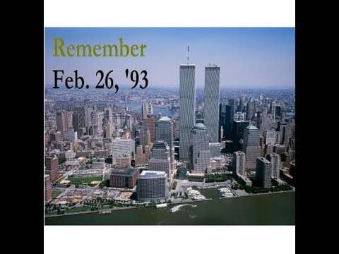 20th Anniversery of the 1993 World Trade Center Bombings