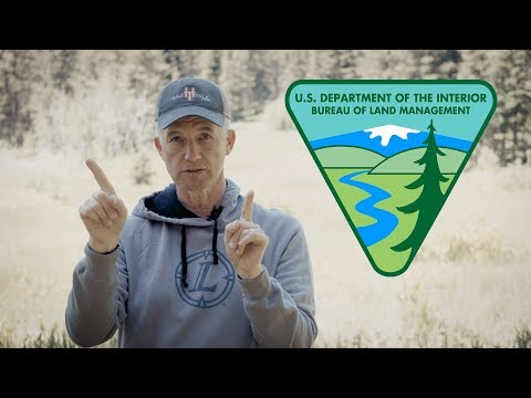 What Is The BLM? Public Land Alphabet With Randy Newberg