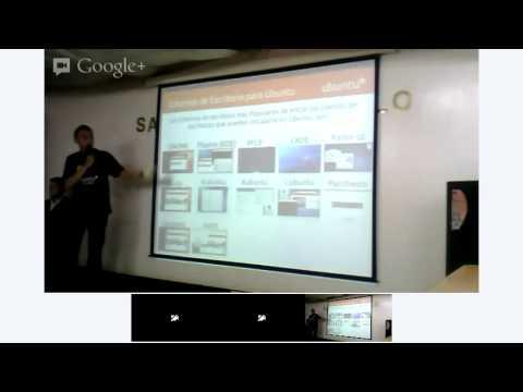 Ubuntu Quantal Release Party 2012 12.10