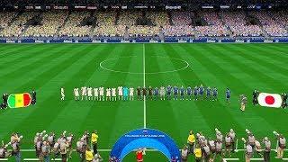 Japan vs Senegal | FIFA World Cup Russia 24 June 2018 Gameplay