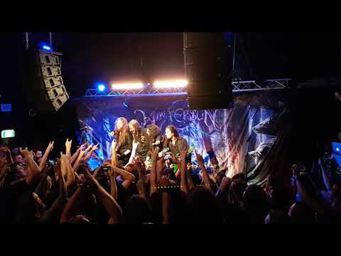 WINTERSUN - TIME Live in Brisbane, Australia 4th November 2017