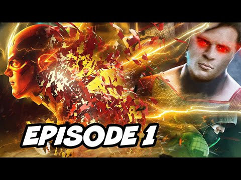 The Flash Season 6 Episode 1 Trailer - Crisis On Infinite Earths Teaser Breakdown