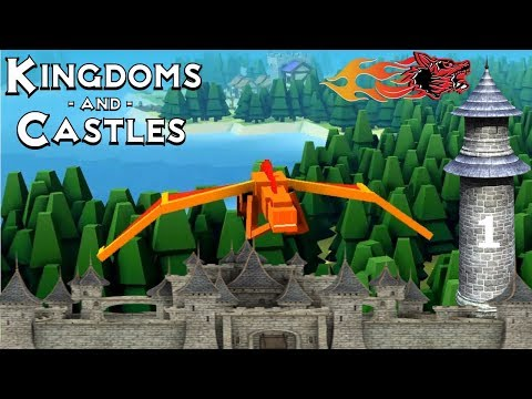 A Dragon Flies Over The Pawpack Isles! - Kingdoms and Castles! - #1