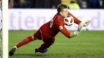 Andriy Lunin 2019 - Crazy Saves