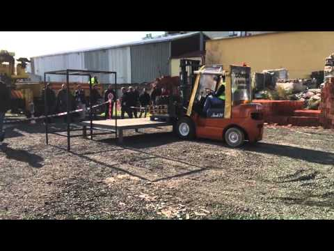 Forklift Ehliyeti Eğitimi