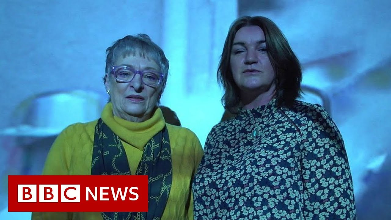 BBC News:'I went to too many funerals' - BBC News